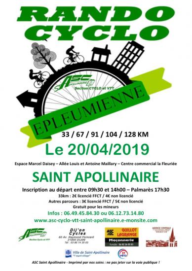 Affiche epleumienne20 04 2019