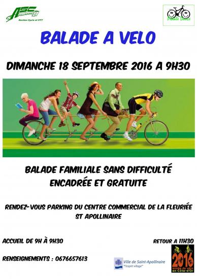 Flyer pedale douce 18 septembre 16
