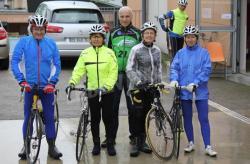 Les representants du club de varois avec eric veret president de l asc cyclo photo bruno chevret 1461429376