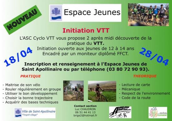INITIATION VTT