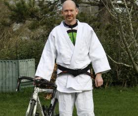 Saint apollinaire christophe barbey judoka et cycliste par passion 1456861637
